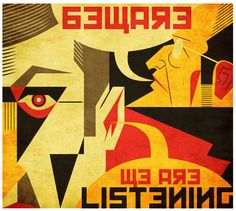 beware, we are listening