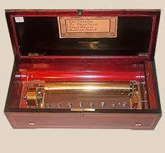 vintage music boxes - Google Search