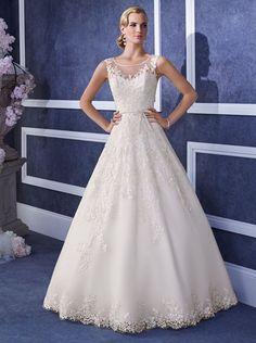 Ronald Joyce Enya Bridal Dress