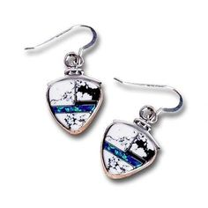 White Buffalo Inlay Earrings - Jewelry Navajo Jewelry, Buffalo, Personalized Items, Earrings, Ear Rings, Stud Earrings, Ear Piercings, Ear Jewelry, Water Buffalo
