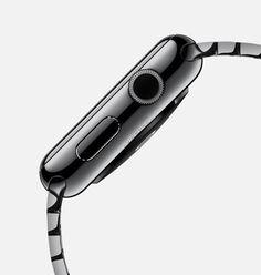 Apple watch_Space Black Stainless Steel