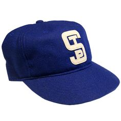 691662da518 St. Paul Saints 1948 Ballcap by Ebbets Field Flannels Fitted Baseball Caps,  Fitted Caps