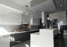 Kuchnia w domu jednorodzinnym, Szczecin, 2015 – REMA DESIGN Bathroom, Washroom, Full Bath, Bath, Bathrooms