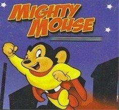 Mighty Mouse and Friends DVD 2 HOUR BANNED EPISODES (1942)