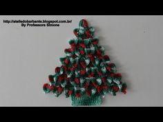 Árvore de Natal em Crochê Parte -1 - YouTube