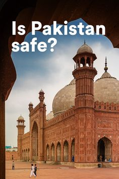 Is Pakistan safe for travel? After months of travel there as a solo female traveler, here's my opinion on whether or not it's safe to travel Pakistan. Asia Travel, Solo Travel, India Pakistan Border, Pakistan Bangladesh, Armed Security Guard, Travel Guides, Travel Tips, Pakistan Travel, Dubai Skyscraper