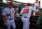 Bryce Harper. Jason Werth. Sports: Sports News, Scores, Analysis, Schedules & More - The Washington Post