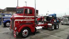 Peterbuilt COE Nascar Trucks, Big Rig Trucks, Semi Trucks, Cool Trucks, Peterbilt 379, Peterbilt Trucks, Heavy Duty Trucks, Heavy Truck, Big Tractors