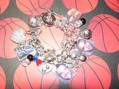 Go+Spurs+Go+Bracelet+by+andallthat+on+Etsy,+$52.00