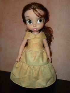 Disney Animators Doll