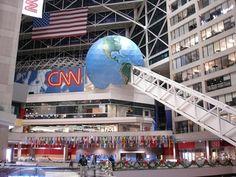 Atlanta CNN Building