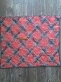 Planned pooling crochet RHWL Delightful