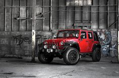 YES PLEASE!!   JK Jeep Rubicon by ThomasWoodson.com, via Flickr