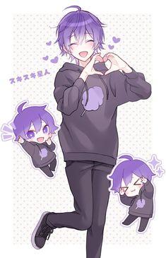 Manga Anime Girl, Anime Child, Cool Anime Guys, Cute Anime Boy, Anime Character Drawing, Cute Anime Character, Fanarts Anime, Anime Characters, Anime Poses