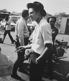 Paul Simonon, 1982