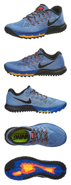 122425a24ef4  90 - Nike Womens Zoom Terra Kiger 3 Shoes Size 7.5 Chalk Blue Black  shoes   nike  2016. Trail Running ShoesRunning Shoes NikeNike Free ...