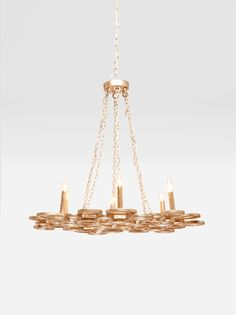 Josephine chandelier by Made Goods. Available at the DD Building suite #ddbny #madegoods