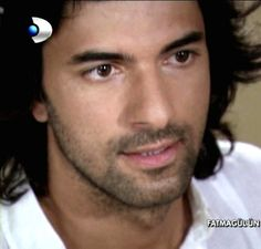 Engin Akyurek a.k.a Kerem from Fatmagul has the prettiest eyes