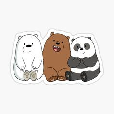 Stickers Cool, Cactus Stickers, Bubble Stickers, Hipster Wallpaper, Cartoon Wallpaper, Good Night Princess, Cat Drawing Tutorial, We Bear, We Bare Bears