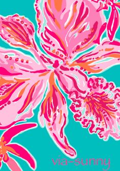 Love this Lilly Pulitzer Resort Print  #viasunny