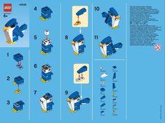 Promotional - Kingfisher [Lego 40065]