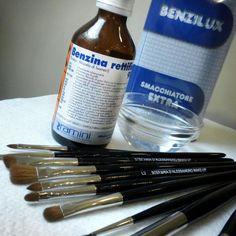 BRUSH CLEANER | igienizzante pennelli