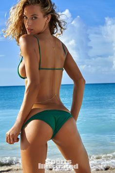 Check out #HannahFerguson in the Swimsuit App @si_swimsuit