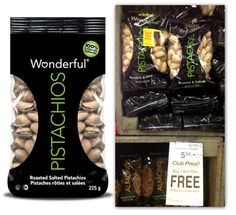 Wonderful Pistachios, Only $2.50 at Safeway!