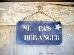 Do not disturb; Nu Pa Degon'jei