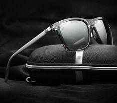324091139ca6 Polarized Lens Vintage Unisex Sunglasses