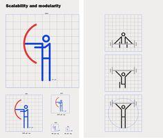 Olympic pictograms - Álvaro Valiño - Portfolio