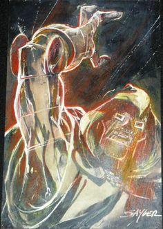 Dr.Doom  By Stuart Sayger