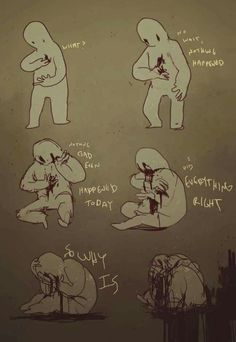 This is what depression really feels like