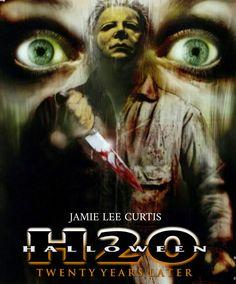 Halloween H20 Horror Movie Slasher