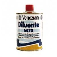 Disolvente Veneziani 6700 para Esmaltes 0.50 lt.