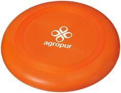 Frisbee macizo. Según la norma EN71. Plástico PP.  www.tusregalosdeempresa.com
