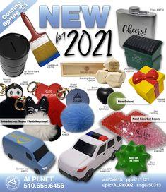 New Items for 2021 June 3rd, July 17, September 11