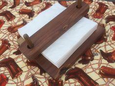 Napkin Holder- Solid Pine, Rustic Indoor/Outdoor use