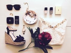 The Great Gatsby inspired lace dress paired with our favourite Kate Spade platforms The Great Gatsby, Platforms, Beautiful Things, Lace Dress, Kate Spade, Chanel, Pairs, Inspired, Creative