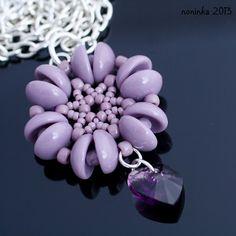 Piggy purple