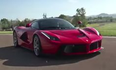 LaFerrari hits North America and we have all the action. Click to view the video. #Ferrari