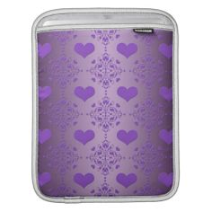 ==>Discount          Pretty Lavender Purple Hearts Damask iPad Sleeve           Pretty Lavender Purple Hearts Damask iPad Sleeve in each seller & make purchase online for cheap. Choose the best price and best promotion as you thing Secure Checkout you can trust Buy bestHow to          Prett...Cleck Hot Deals >>> http://www.zazzle.com/pretty_lavender_purple_hearts_damask_ipad_sleeve-205228357287250915?rf=238627982471231924&zbar=1&tc=terrest