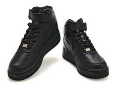 4802b26c0b5 black and white high top air force ones