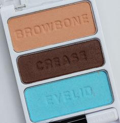 Wet n Wild Pop Art Coloricon Eye Shadow Trio - To Muse and Carouse *VampyVarnish Top Pick!*