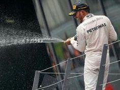 Well done #LewisHamilton winner of the 2016 Austrian Grand Prix #F1 #TeamLH #MercedesAMGF1