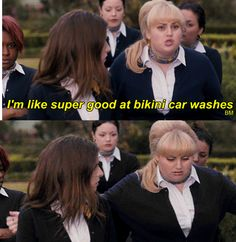 Fat Amy (Rebel Wilson) #getpitchslapped