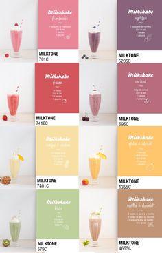 Coffee Drink Recipes, Breakfast Smoothie Recipes, Easy Smoothie Recipes, Easy Smoothies, Smoothie Drinks, Juice Recipes, Yummy Drinks, Healthy Drinks, Frosty Recipe