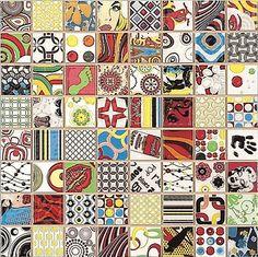 Ceramic #mosaic ANDY by DUNE CERAMICA #tiles @Dune Ceramica