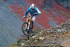 MTB Downhill Quarry Bombing - Four by Three (VIDEO)