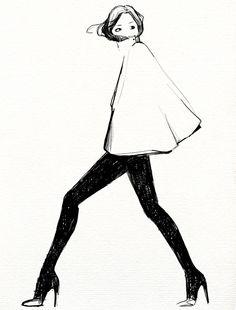 illustration by Garance Dor